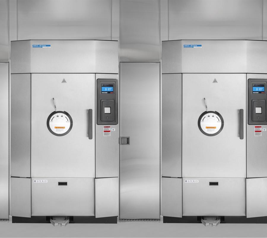AMSCO 400 Series Medium Steam Sterilizer  Online In-Service Training